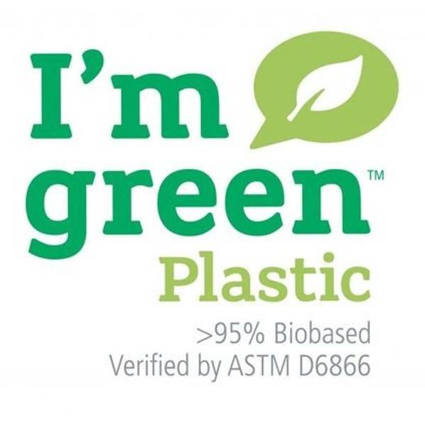 Liten Hinza veske Green plastic Rosa